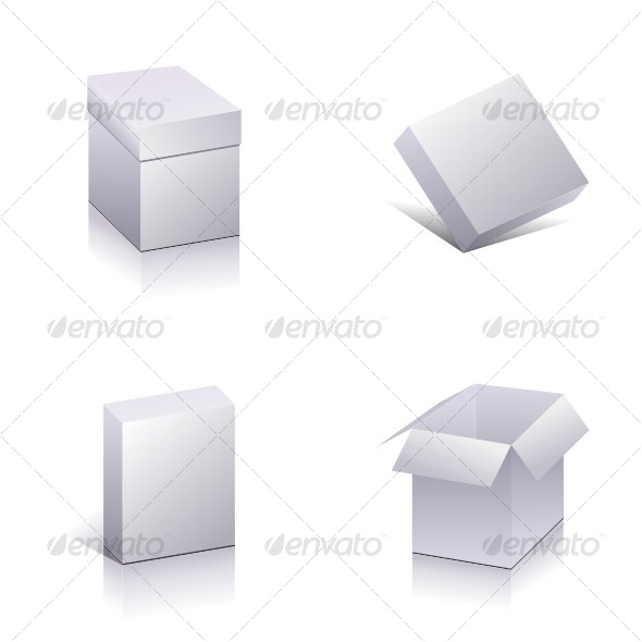 GraphicRiver Blank packing 64329