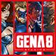 Gena8