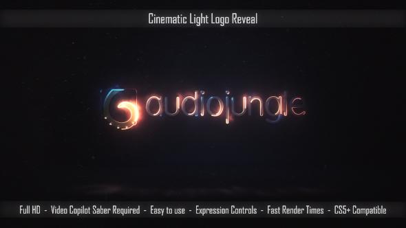 Cinematic Light Logo Reveal