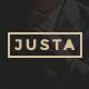 Justa - PSD Template
