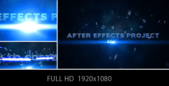 After Effects Project - VideoHive Shutter Trailer 1616985