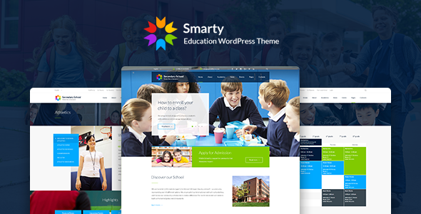 Download Smarty - Learning & Education WordPress Theme nulled download