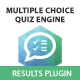 Multiple Choice Quiz Engine - Results Plugin