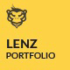 Lenz - Creative Photography Template
