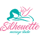 Silhouette Logo Template
