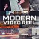 Modern Video Glitch Reel