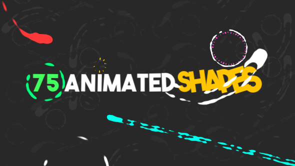 Shape 75 Animated Elements