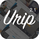 Urip - Professional Landing Page
