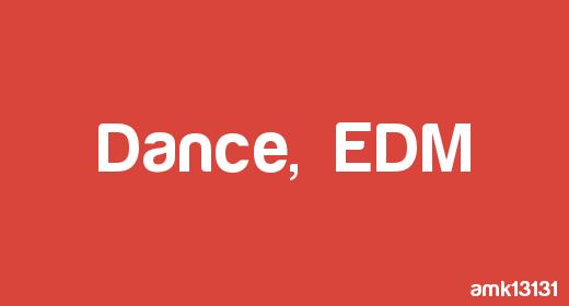 Dance, EDM