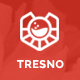 Tresno - Personal Blog Tumblr Theme