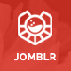 Jomblr - Clean Responsive Tumblr Theme