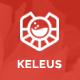 Keleus - Responsive Tumblr Business Theme