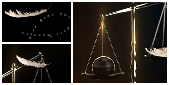 VideoHive The Weight of Lightness 1648107