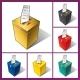 Ballot Box and Ballot