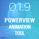 Multitude Multipurose Powerpoint Template With Powerview Animation