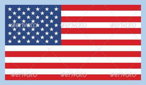 GraphicRiver American Flag 29261