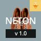 Neton – Creative Portfolio Sketch Template