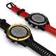 Sports GPS Watch - Garmin Fenix 3 - Blender 3D model