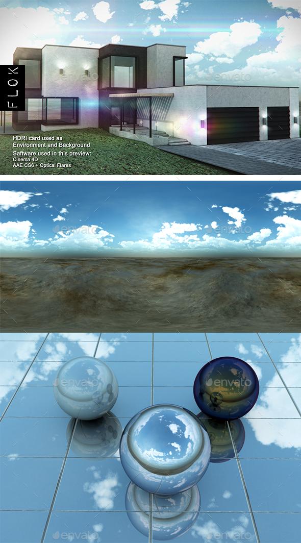Daylight Desrt 46 - 3DOcean Item for Sale