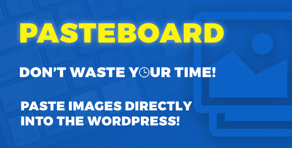 Pasteboard for WordPress