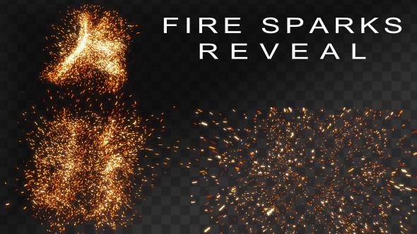 Tuli Sparks Reveal - Tulitaustat Motion Graphics