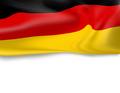 germany flag background floor