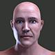 Hyper Realistic Male Human- 8K Maps