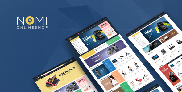 Lexus Nomi - Advanced Multipurpose Opencart Theme