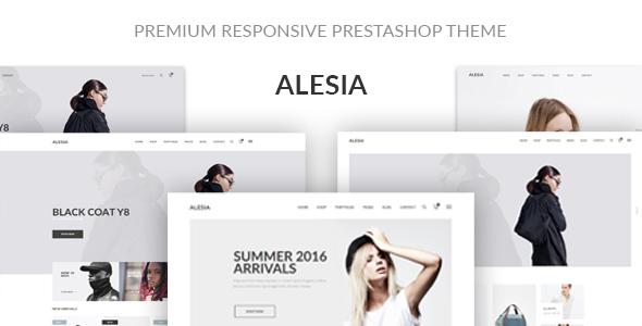 JMS Alesia - Premium Responsive Prestashop Theme