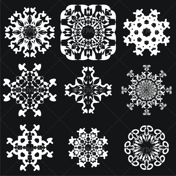 ornamental elements - Decorative Symbols Decorative