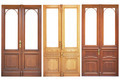 Set of wooden doors - PhotoDune Item for Sale