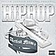White Hip Hop Mixtape / CD Cover Template