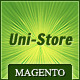 Uni-Store Magento Theme - ThemeForest Item for Sale