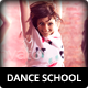 Dance School - HTML5 ad banners