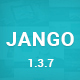 Jango | Highly Flexible Component Based HTML5 Template