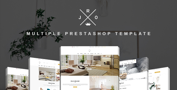 Image of Leo Rojo Crown Responsive Prestashop Theme