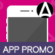 Modern & Clean App Promo Template