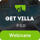 GetVilla - Single and Client Based Villa Booking Template