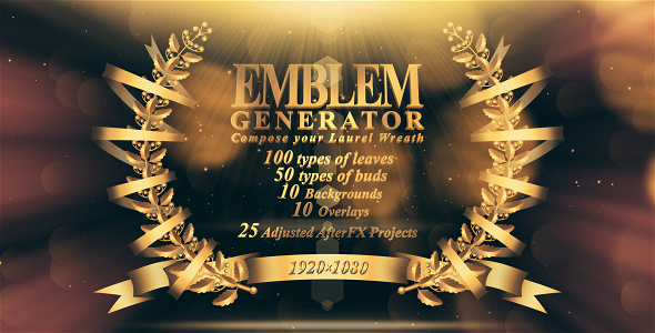 Download Emblem Generator nulled download