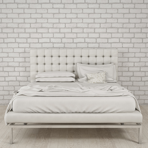 Bed Alivar BOSS - 3DOcean Item for Sale