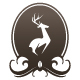 Wildlife Deer Logo