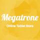 Megatrone - Responsive Shopify theme