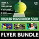 Tennis Flyer Bundle