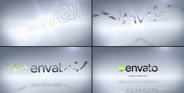 Logo Intro - Corporate Logo pistot After Effects Project Files