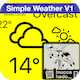Simple Weather V1
