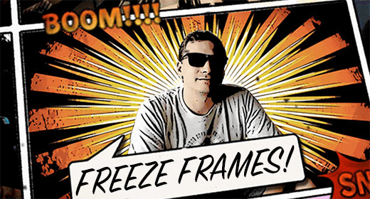 Freeze Frame Intro Collection