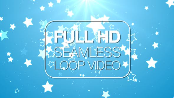 Download Falling Stars Particles Background nulled download