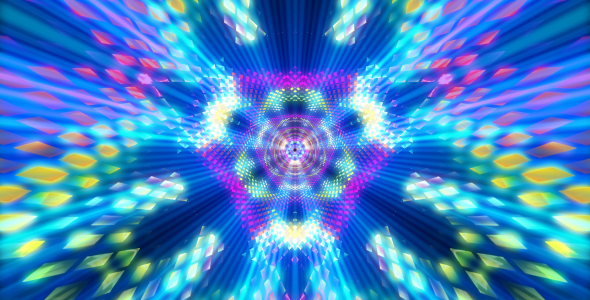 Glittering vaaleita raitoja - Abstract Taustat Motion Graphics