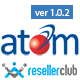 Atom Payment Gateway for Reseller Club