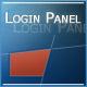 Login & Register Panel
